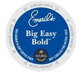 Emeril's Original Big Easy Bold Coffee Keurig K-Cup® Packs
