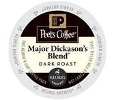 Peet's Major Dickason Coffee Keurig K-Cup® Packs