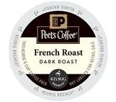 Peet's French Roast Coffee Keurig K-Cup® Packs