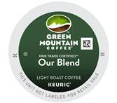 Green Mountain Our Blend FTO Coffee Keurig K-Cup® Packs