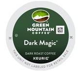 Green Mountain Dark Magic Extra Bold Coffee Keurig K-Cup® Packs