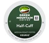 Green Mountain Half-Caff Coffee Keurig K-Cup® Packs