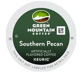 Green Mountain Southern Pecan Coffee Keurig K-Cup® Packs