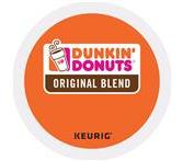Dunkin Donuts Original Blend Coffee Keurig K-Cup® Packs