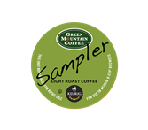 Green Mountain Regular Keurig Coffee Sampler K-Cup® Packs