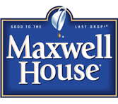Maxwell House Coffee Decaffeinated House Blend Ground Coffee 1.25oz Bags - 42ct.