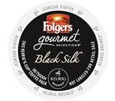 Folgers Black Silk Coffee Coffee Keurig K-Cup® Packs