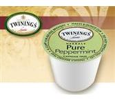 Twinings Pure Peppermint Keurig K-Cup Tea Portion Pack