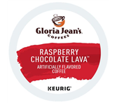 Gloria Jean's Raspberry Chocolate Lava Coffee Keurig K-Cup® Packs